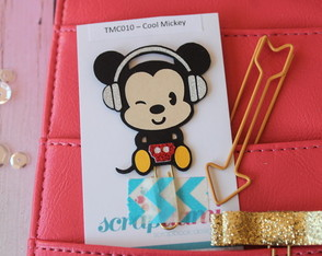Clips Cool Mickey (TMC010)