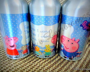 Squeeze Peppa Pig Amigos