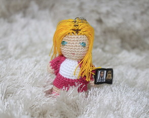 As Branquelas :: Amigurumi