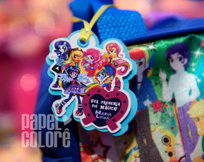 Equestria Girls/Pony - Tag dupla