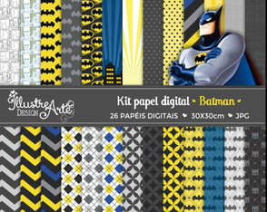 Papel Digital Batman