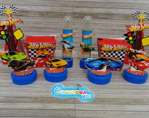 Kit Personalizado Hot Wheels