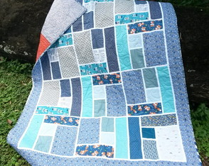 Colcha Whimsical Quilt