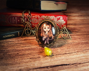 Hermione - Colar Harry Potter