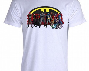 Camiseta Batman - 09