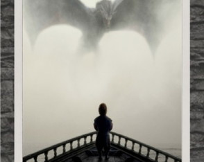 "Quadro 20 x 30 serie ""Game of Thrones"""