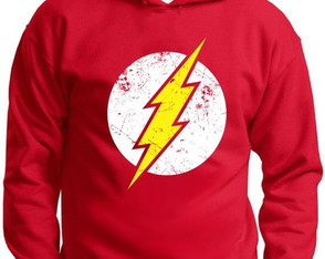 Moletom The Flash