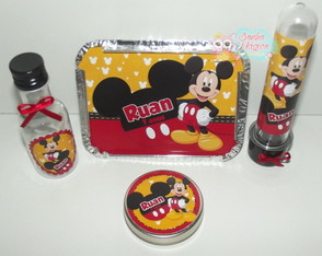 Kit Festa - Mickey Mouse