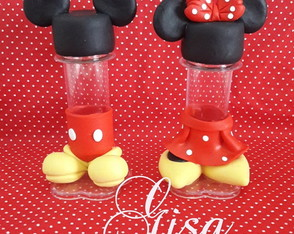 Tubettes Minnie e Mickey