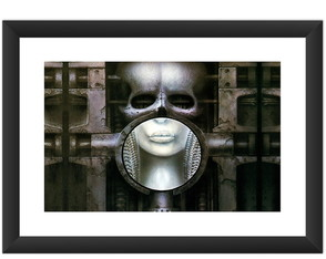 Quadro Emerson Lake Palmer Rock Musica