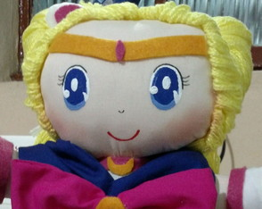 Boneca Sailor Moon