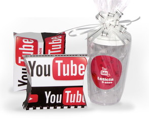 Kit festa You Tube