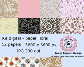 Kit digital - papel