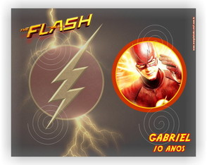 The Flash Mouse Pad