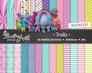 Papel Digital Trolls