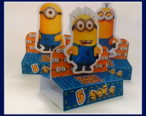 PORTA mini wafer minions