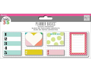 Sticky Notes Happy Planner - PL00405