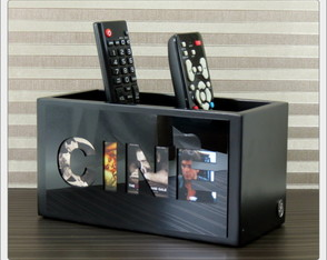 Lindo Porta Controle Remoto Tv Cinema Movie Design Exclusivo