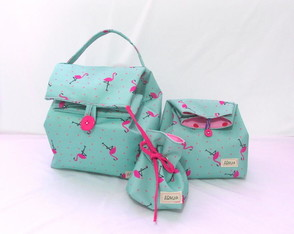 Kit Organizer Flamingos (K18)