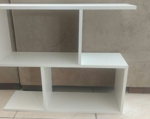 Mesa Lateral Decorativa 90x60x20