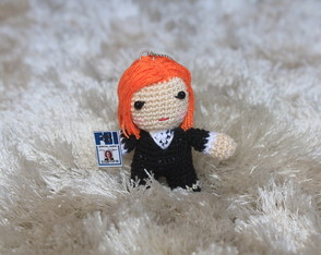 Dana Scully :: Amigurumi