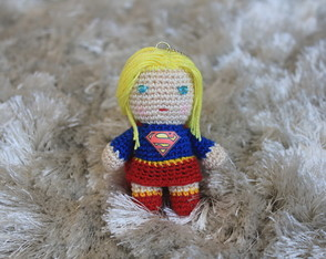 Super Girl :: Amigurumi