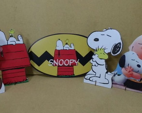 kit de mesa snoop --- mdf
