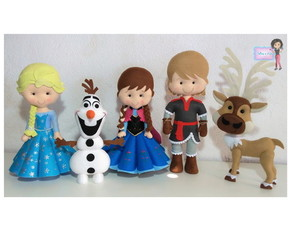 Kit Turma Frozen