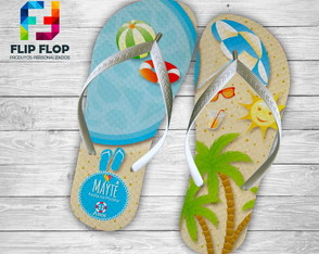 CHINELO PERSONALIZADO-POOL PARTY