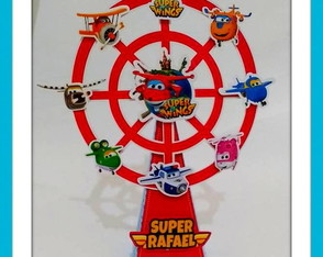 RODA GIGANTE SUPER WINGS