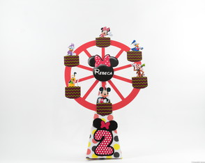 Roda Gigante Minnie
