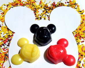 Sabonete Mickey Mouse