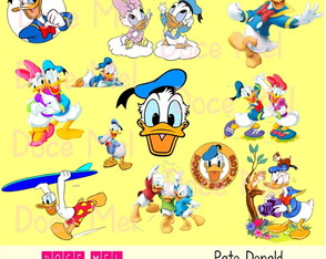 Kit Digital Pato Donald