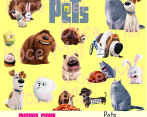 Kit Digital Pets