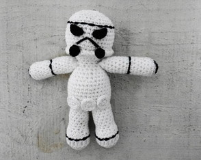 Stormtrooper Star Wars cod TOY21