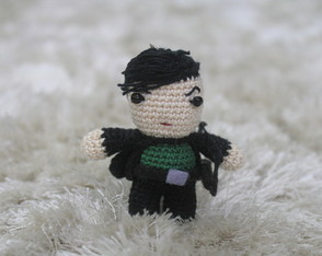 Alec Lightwood :: Amigurumi