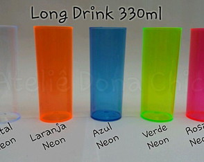 Long Drink 330 ml NEON - Lisos