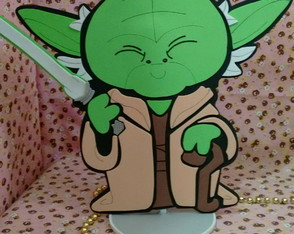 Star wars Mestre Yoda