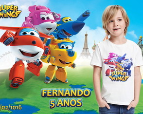 Imã Super Wings