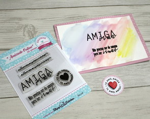 Kit Amizade Online - scrapbook by Tamy