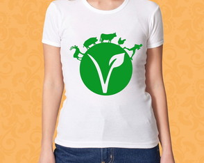Camiseta - Vegan Planet - F/M