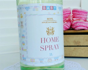 Refil Home Spray 1 litro