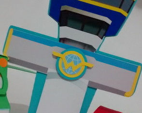 Torre de Comando Super Wings