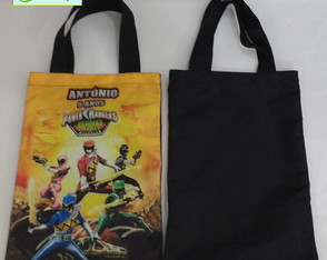 Eco Bag Power Rangers
