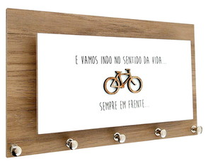 Porta Chaves e Cartas Little Bike