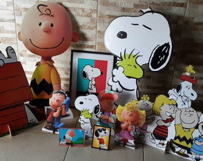 kit completo snoopy mdf