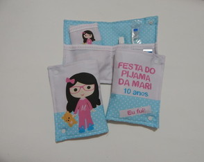 KIT HIGIENE FESTA DO PIJAMA