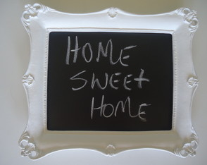 Lousa Decorativa/Home Sweet Home