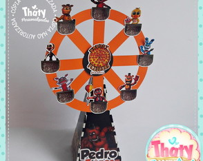 Roda Gigante - Five Nights at Freddy's