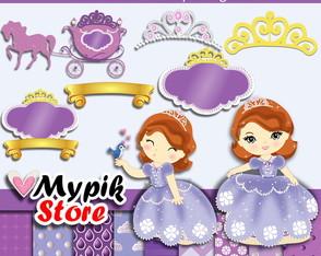 Princesas Disney - Coleção de Mypik Store ( mypik)   Elo7 20ae3397bf
